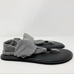 NEW Sanuk Yoga Sling Sandals